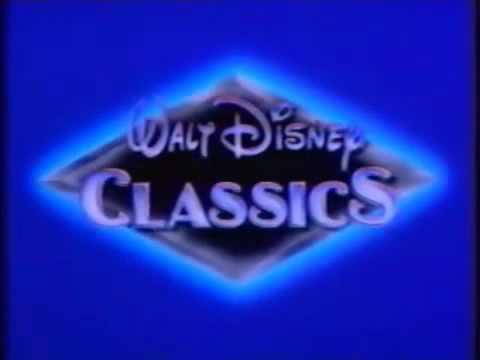 Walt Disney Classics 1992 muffled