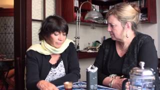 "IFFA 2012 - Jocelyne Saab director of ""Utopia in the making"" in conversation with Anne Demy-Geroe"