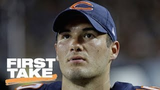 Stephen A. Smith Not Ready To Change His Mind On Bears' QB Mitchell Trubisky   First Take   ESPN