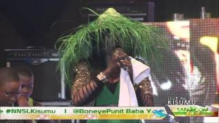 LADY MAUREEN Niko na Safaricom Live 2013 Kisumu