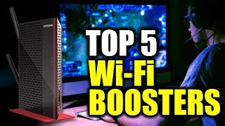 Top 5 Wi-Fi Boosters 2018 | 5 Best Wi-Fi Boosters | Best Wi-Fi Boosters Reviews