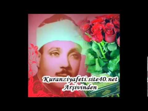 Abdulbasit Abdussamed Hakka Tekvir Şems Duha Suresi El hussein Mescidi 1952