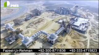 BAHRIA TOWN KARACHI WORLD 3RD BIGGEST MOSQUE IN PAKISTAN (MASJID)