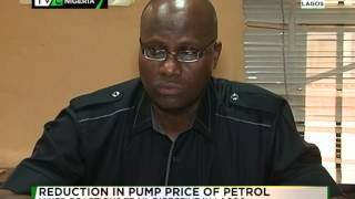 REDUCTION IN PUMP PRICE OF FUEL | TVC NIGERIA