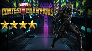 Marvel Contest of Champions: Civil War Black Panther Review