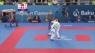 Top 10 Last Seconds scored in kumite