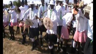 shembe youth praise in dance ceremony