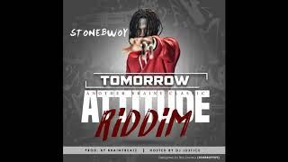 StoneBwoy – Tomorrow Attitude Riddim Prod  by Brainy Beatz