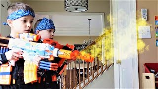 Nerf War : Payback Time Squad New Smelly Nerf Blaster (2019)