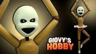 MINIREENA TUTORIAL ↩ FNAF SISTER LOCATION ★ Porcelana fria / Air dry clay ✔ Giovy's Hobby