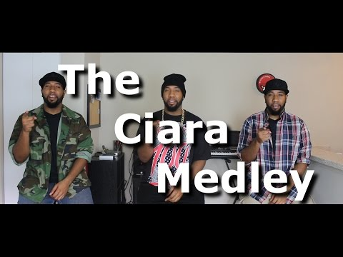 The Ciara Medley! @TheKingOfWeird @Ciara