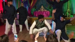 Aamena and Zaid's Mehndi Dance: Tier One Bhangra