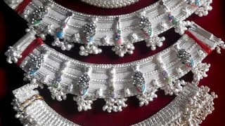 Latest Anklet Designs /New Payal Designs 2017