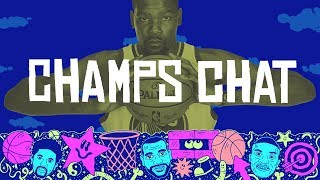 'Champs Chat': A Golden State Conversation | NBA Previewpalooza | The Ringer