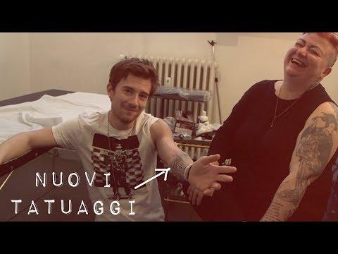 VLOG | 3 NUOVI TATUAGGI!