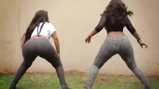 Girls in Wande Coal's video twerking to Skuki's Dont let your daddy know