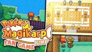 SOMEONE ACTUALLY MADE THIS! Pokémon Magikarp Jump - Pokemon Fan Game - (Gameplay & Download) Part 2