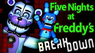 How FNAF SCARES You! - Five Nights at Freddy