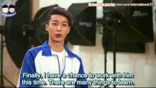 Engsub - Like Love Season 2   BTS Shooting