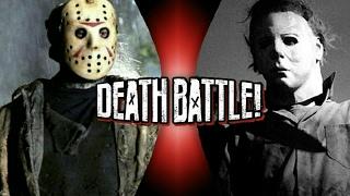 Jason Voorhees vs Michael Myers (Death Battle Idea)