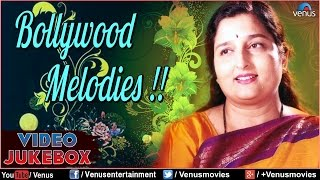 Anuradha Paudwal : Best Bollywood Melodies || Video Jukebox