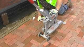 Using A Block Splitter