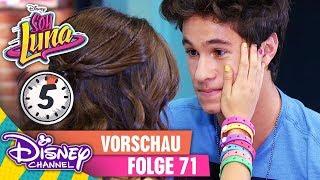 5 Minuten Vorschau - SOY LUNA Folge 71 || Disney Channel