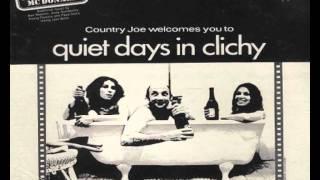 01 Country Joe McDonald-Quiet Days In Clichy I [Quiet Days in Clichy (1970) OST]