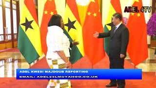 PRESIDENT AKUFO-ADDO'S MEETING WITH CHINESE PREMIER_AKM