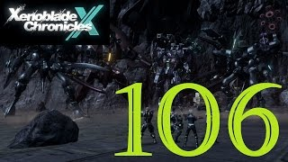 Xenoblade Chronicles X: Let's Play Ep.106 - Alex's Last Stand & Slovity's Rampage : No Commentary