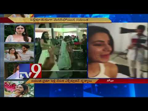 Xxx Mp4 Samantha At Her Naughty Best Chay Sam Marriage TV9 Today 3gp Sex