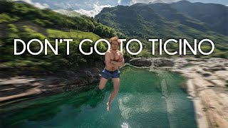 Don't go to Ticino (Switzerland) - Travel film by Tolt #11
