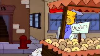 The Simpsons - Don Homer (Organized crime)