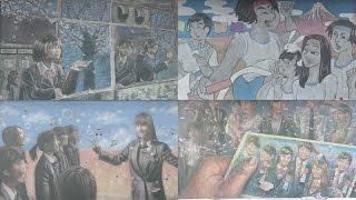 【卒業ソングの新定番】【MV】咲かないで / WHITE JAM《黒板アート・リレー Ver.》