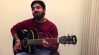 Yahin Hoon Main (Acoustic Cover) | Akshit Kukkreja | Ayushmann Khurrana | Yami Gautam