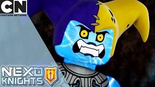 NEXO Knights | Miner Setback | Cartoon Network