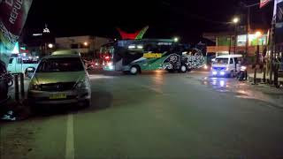 SEJUK !!! SUASANA MALAM DI KOTA RANTEPAO TORAJA UTARA | 2017