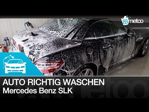 Xxx Mp4 Wie Wasche Ich Mein Auto Richtig Mercedes Benz SLK 250 CDI Waschen 3gp Sex