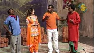 Best Of Amanat Chan and Lucky Dear New Pakistani Stage Drama Full Comedy Act