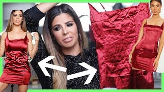 I TRIED $500 WORTH THE PRETTY LITTLE THING CLOTHING HAUL | TRY ON