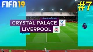 FIFA 19 - Liverpool Career Mode #7: vs. Crystal Palace