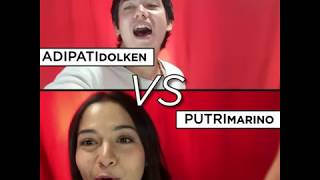 Adipati Dolken & Putri Marino Vlog War!!!