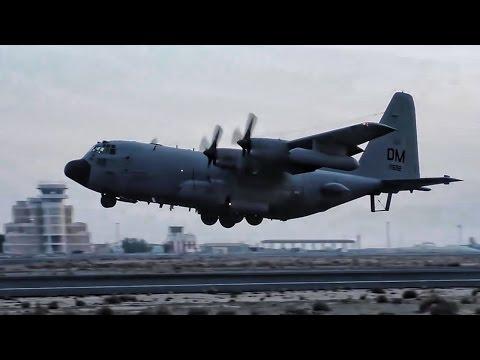 EC-130 Compass Call • Electronic Warfare Plane