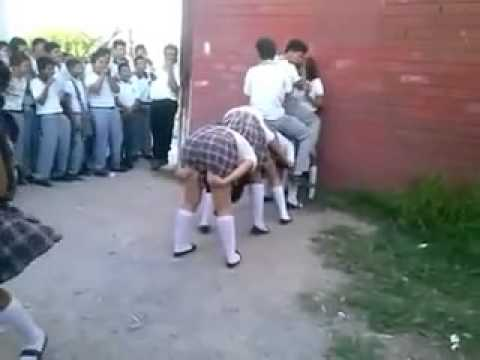 Boy And Girls Play Funny Ghoda Ghodi Games