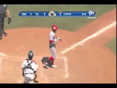 Xxx Mp4 Beisbol 6A Home Run De Uriel Marquez Al Jardin Derecho Productor De La 2da Carrera De Ensenada 3gp Sex