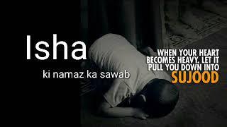 Isha Ki Namaz Ka Sawab   Islamic Takrir Bayan   عشا کی نماز کا شباب A R GRAnD   Hindi & Urdu