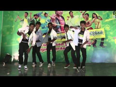 7Up DanceOn - Madurai - Round 1 Wildcard - 21 Dance Way