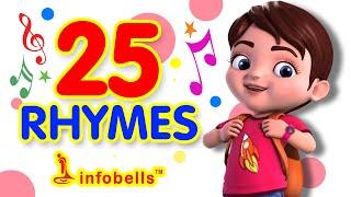 Head, Shoulders, Knees and Toes plus Popular Nursery rhymes for Children