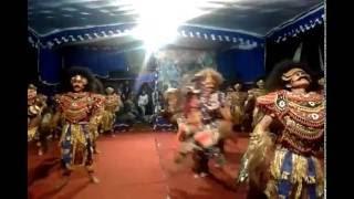 Jaran Kepang Turonggo Bintoro Mudo (TBM) Dermonganti Gemawang Temanggung