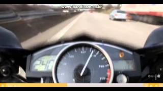 [티비플]오토바이 295km느낌 ㄷㄷ